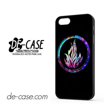 Divergent Dauntless Nebula Galaxy For Iphone 5 Iphone 5S Case Phone Case Gift Present