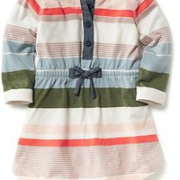 Henley Dress for Baby