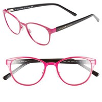 Women's kate spade new york 'ebba' 50mm reading glasses