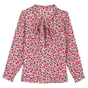 Island Flowers Blouse | Tops & Blouses | CathKidston