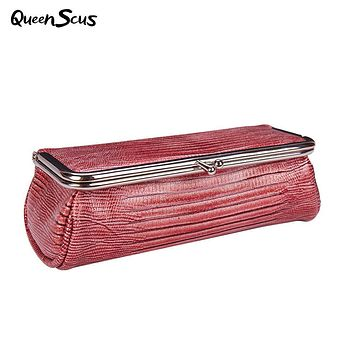 Women Fashion Cosmetic Bag High Quality Makeup Box With Mirror Professional Ladies Toiletry Bag Lovely Handbag Pouch Suitcase
