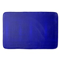 Metallic,royal,blue,modern,shimmer,elegant,chic, Bath Mats