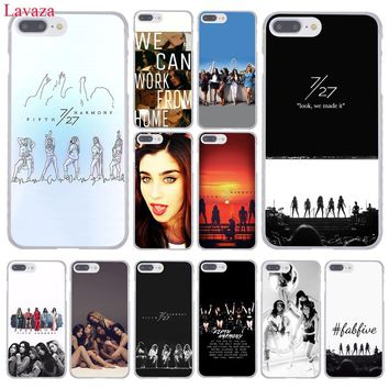 Lavaza 5h Fifth Harmony Dinah Jane Hansen Hard Phone Case for Apple iPhone 8 7 6 6S Plus X 10 5 5S SE 5C 4 4S