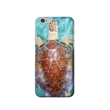 P1424 Sea Turtle Phone Case For IPHONE 6S