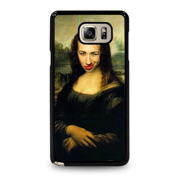 MIRANDA SINGS MONA LISA Samsung Galaxy Note 5 Case