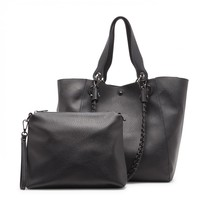Sole Society Benson Slouchy Vegan Tote