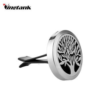 Tree of Life Air Purifier Diffuser Car Vent