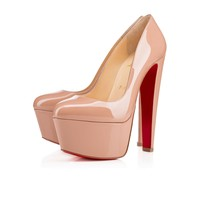 ALTA VICKY VERNIS, NUDE , Vernis, Souliers Femme, Louboutin.