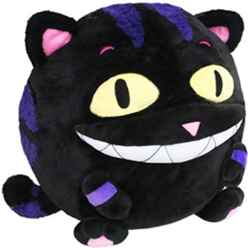 Squishable Cheshire Cat: An Adorable Fuzzy Plush to Snurfle and Squeeze!