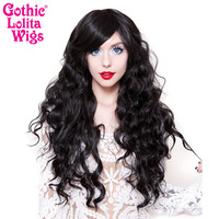 Gothic Lolita Wigs® Classic Wavy Lolita™ Collection - Gypsy Kiss -00608