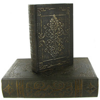 Book Boxes with Scroll Designs | Hobby Lobby
