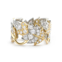 Tiffany & Co. - Tiffany & Co. Schlumberger®:Four Leaves Ring