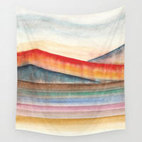 A 0 31 Wall Tapestry by Marco Gonzalez