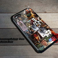 Pirates of the caribbean collage iPhone 5/5S/5C/4/4S, Samsung Galaxy S3/S4, iPod Touch 4/5, htc One X/x+/S Case