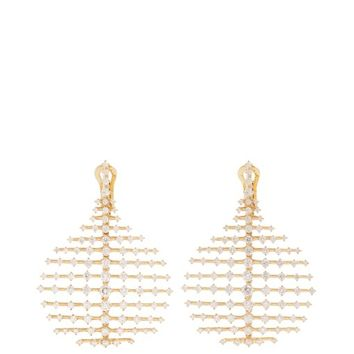 Diamond & yellow-gold Disco earrings | Fernando Jorge | MATCHESFASHION.COM UK