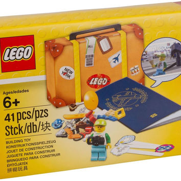 Lego 5004932 Promo Travel Accessory Suitcase Kit Minifigure 2017 41 Pieces New