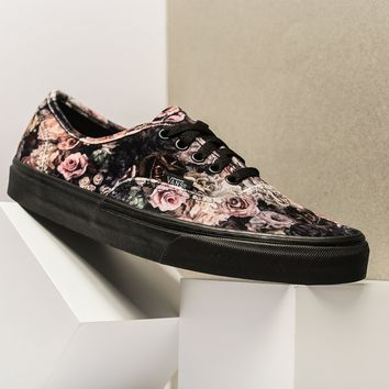 QIYIF VANS AUTHENTIC (VELVET)