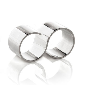 PICO S Ring in Sterling Silver