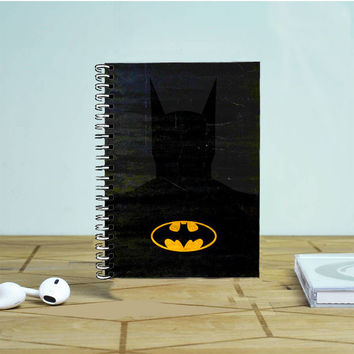 Batman DC Superhero Photo Notebook Auroid