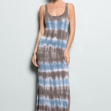 Breezy Casual Maxi Dress