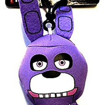 Fnaf officially licensed five nights at freddy s 5 quot bonnie plush toy