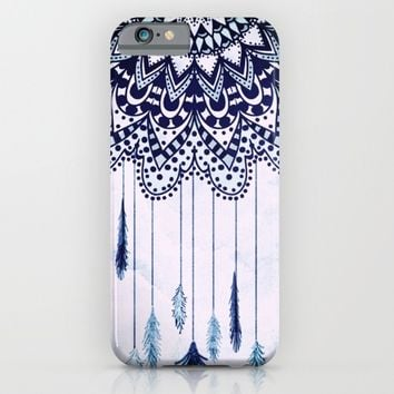 BOHO DREAMS MANDALA iPhone & iPod Case by Nika