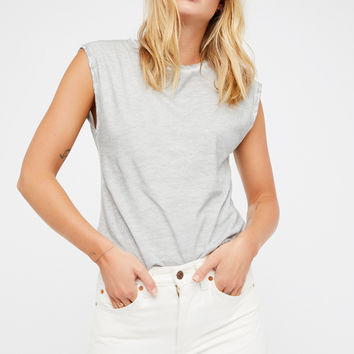 Free People Baby Layering Tee