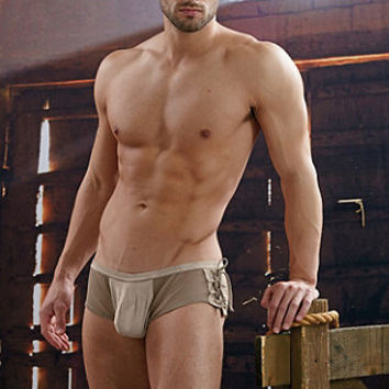 Naughty Boy Desert Mens Brief | UnderGear