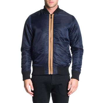 Barber Jacket - Navy