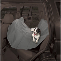 Classic Accessories Pet Rear Seat Protector in Grey