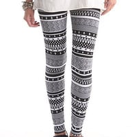 Nollie Tribal Leggings at PacSun.com