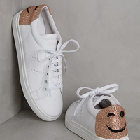 Lola Cruz Smile Sneakers