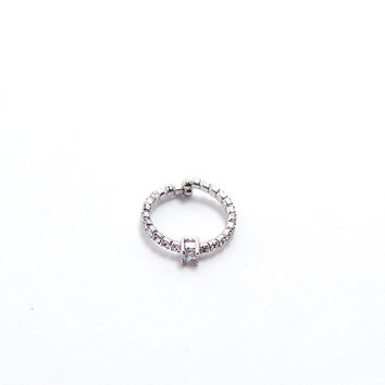 Twinkling Ring - Silver