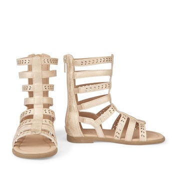 Toddler Girls Tall Gladiator Sandal | The Children's Place