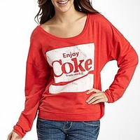 Enjoy Coke Pullover : juniors : best prices : jcpenney