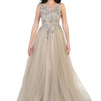 Long Plus Size Formal Dress Prom Evening Party Gown