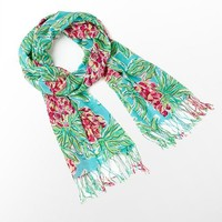 Lilly Pulitzer - Murfee Scarf - Spike The Punch