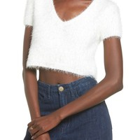 Majorelle Oracle Crop Sweater | Nordstrom
