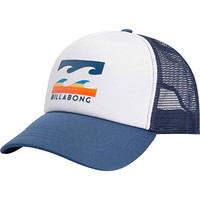 Billabong Men's Podium Trucker Hat, White, One Size