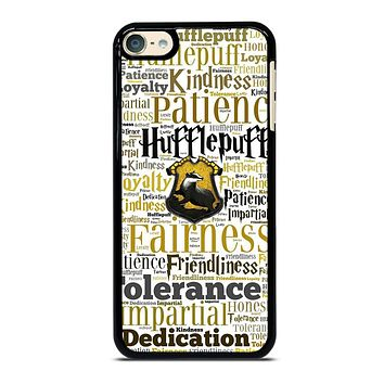 NEW HARRY POTTER HUFFLEPUFF iPod Touch 6 Case