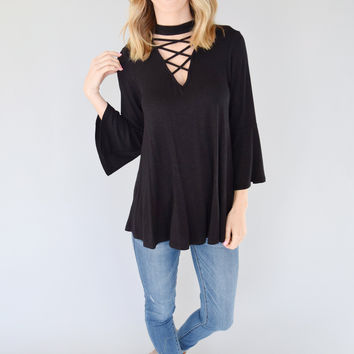 Ashland Criss Cross Top