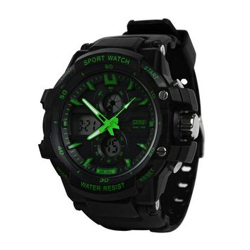 New SKMEI Kids Sport Watch Fashion Kid Waterproof Atomatic Digital Clock Luxury Military Army Datejust Wristwatch Children Watch