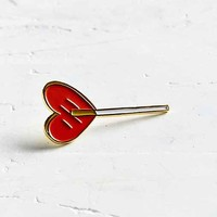 Tuesday Bassen Heart Lolli Pin