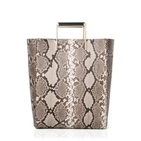 Jason Wu Suvi Python Shopper Bag -- Shop Luxury Handbags | Editorialist