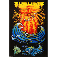 Sublime Domestic Poster