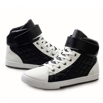 Mens High Top Cool Sneakers