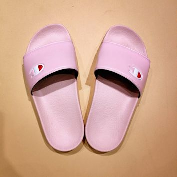 Champion Beach Sandal Women Casual Slipper Shoes - Pink