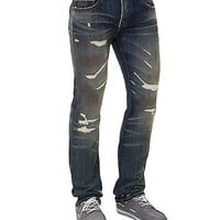 Cult Of Individuality Rebel Straight Selvage Jean