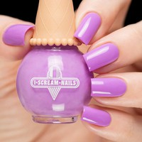 I Scream Nails Grape Soda