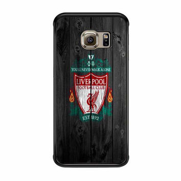 liverpool fc wood style samsung galaxy s7 s7 edge s3 s4 s5 s6 cases
